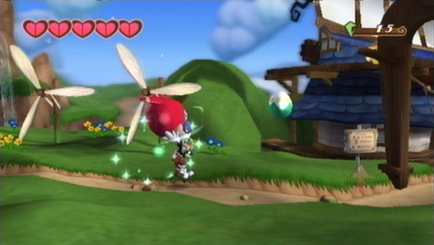 Klonoa - Wii (Namco, Paon Corp, 2009)