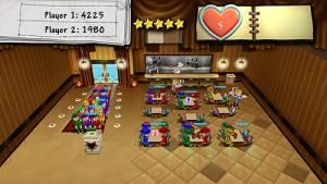 Diner Dash - PS3