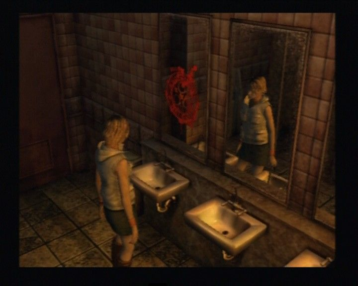 Silent Hill 3 - PS2 (Konami, 2003)