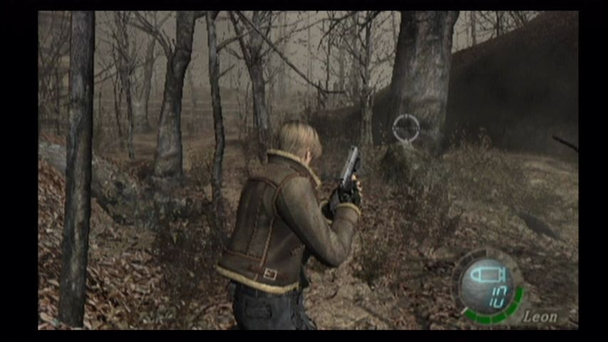 Resident Evil 4 - Wii Edition - Wii (Capcom, 2007)