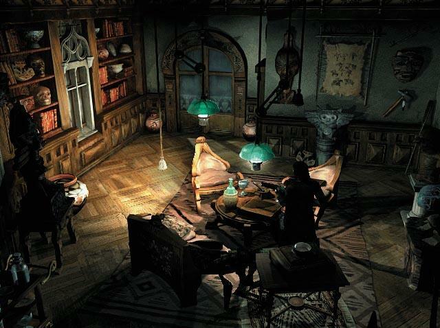 Alone in the Dark - The New Nightmare (PS2)