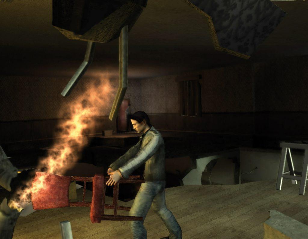 Alone in the Dark - PS2 (Atari - Hydravision, 2008)