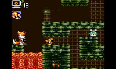 Tails Adventure - Game Gear (Sega, Aspect, 1995)