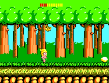 Wonderboy (GameGear)