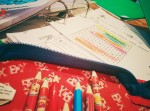 Le temps des devoirs