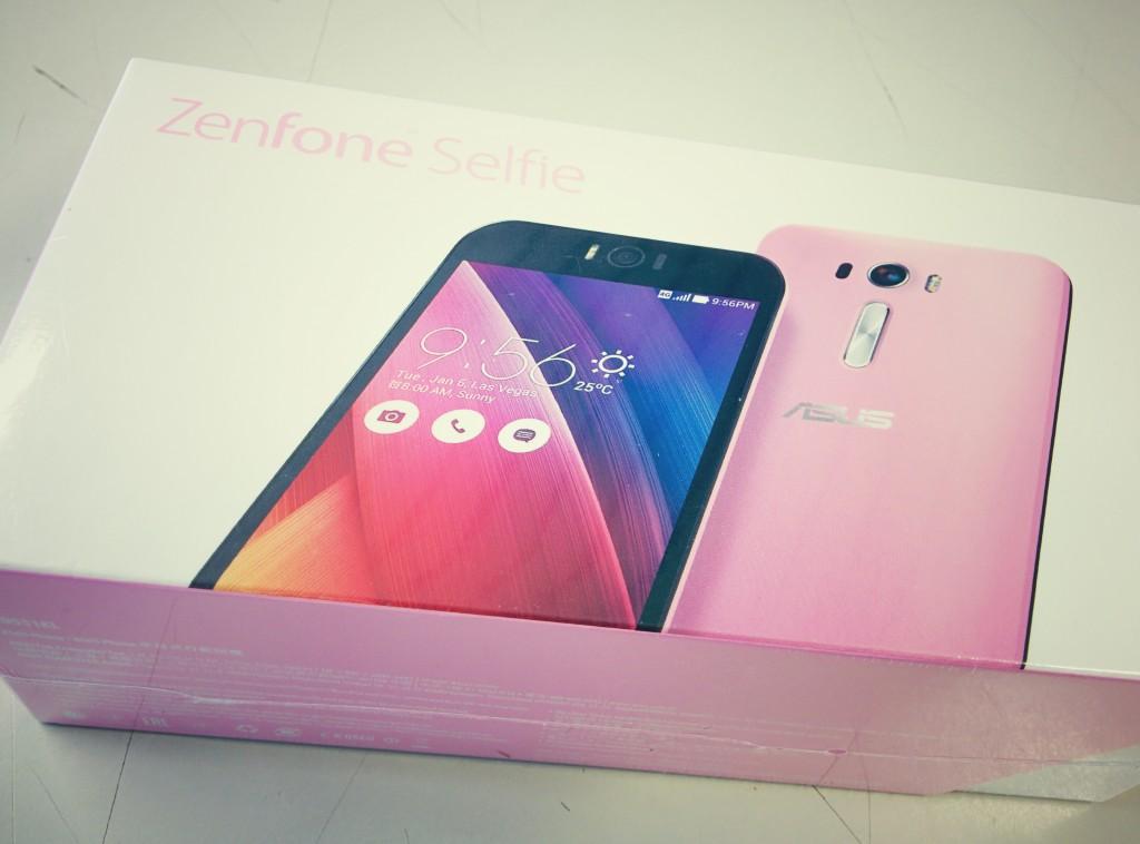 Asus Zenfone 2 - Selfie (ZD551KL)