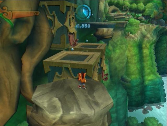 Crash of the Titans (PS2)