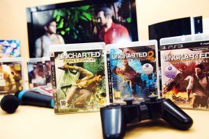 La série Uncharted - PS3