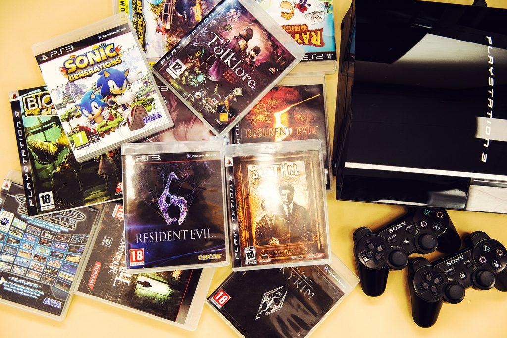 Les derniers titres de ma collection PS3