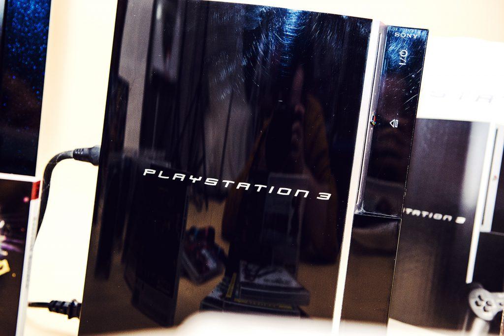 Le monolithe noir - PS3