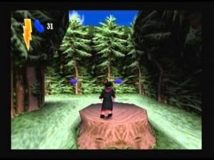 Harry Potter à l'école des sorciers - Playstation (Argonaut Games - Electronic Arts, 2001)