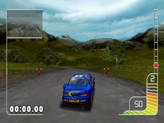 Colin Mc Rae Rally (Playstation)