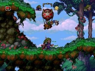 Lomax (Playstation)