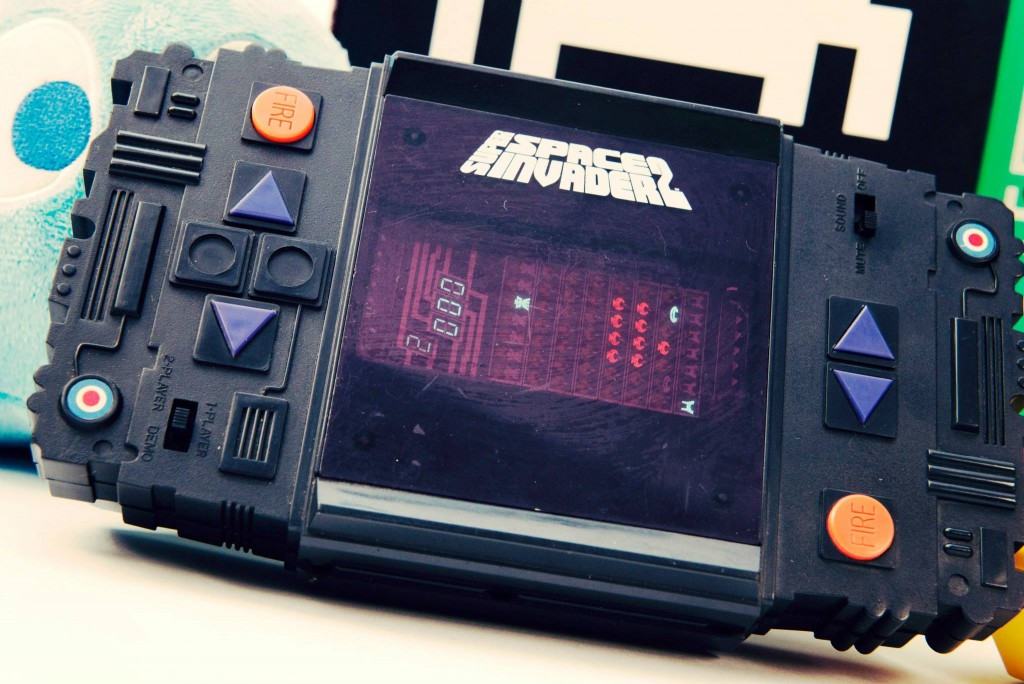RETROGAMING ENTEX - Super Space Invader 2