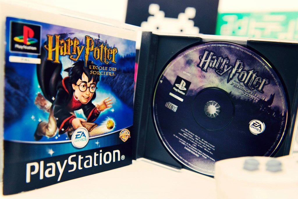 RETROGAMING - Playstation - Harry Potter