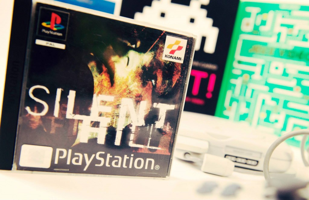 RETROGAMING - Playstation - Silent Hill