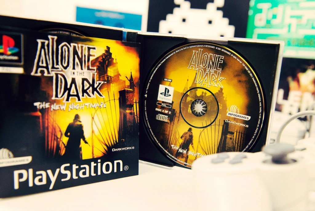 RETROGAMING - Playstation - Alone in the Dark : new nightmare