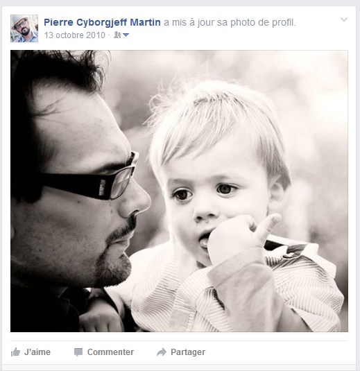 Facebook - Octobre 2010