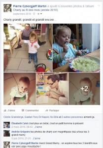 Facebook - Septembre 2010