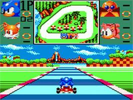 Sonic Drift - Game Gear (SEGA, 1994)