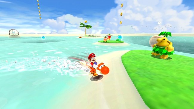 Super Mario Galaxy 2 - Wii (Nintendo, 2010)