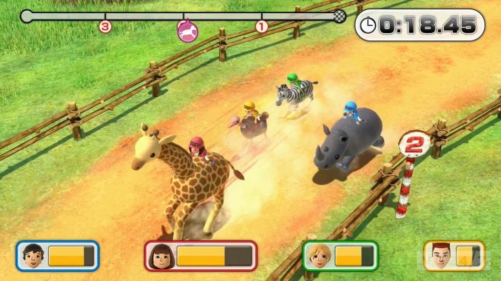 Wii Party U (WiiU)