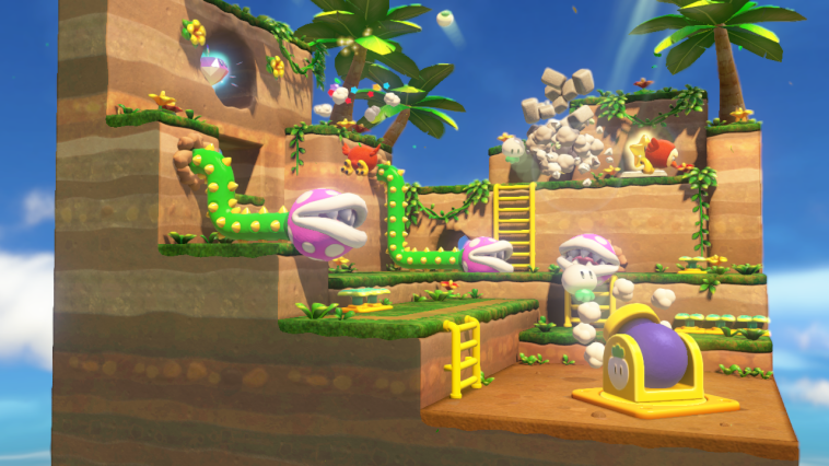 Captain Toad : Treasure Tracker (WiiU)