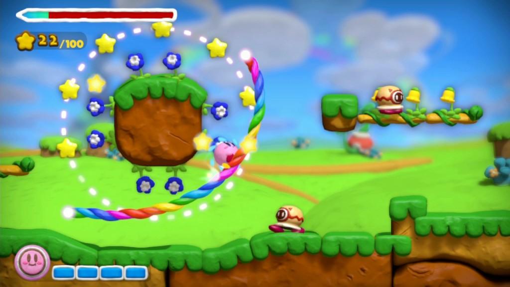 Kirby et le pinceau magique (WiiU)