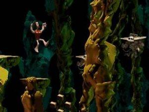 Skullmonkeys - PS1 (Neverhood - Electronic Arts, 1998)