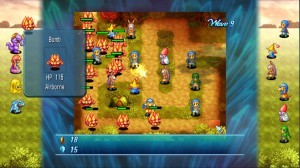 PS3 - Final Fantasy - Crystal Defenders