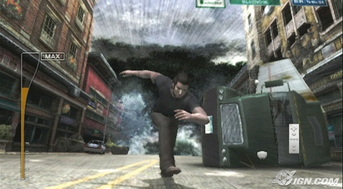 Disaster : Day of crisis - Wii (Monolith, 2008)