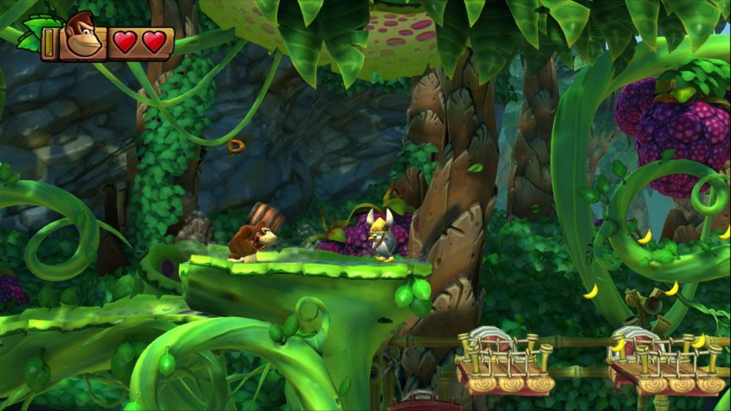 Donkey Kong Country : Tropicla Freeze (WiiU)