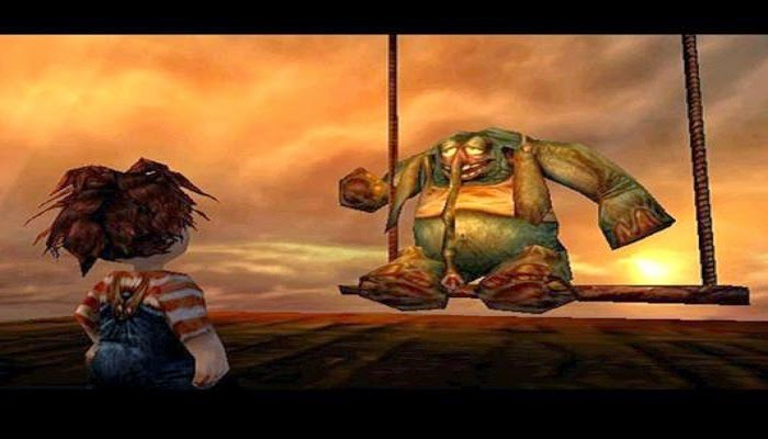 Evil Twin - PS2 (Ubisoft - In Utero, 2001)