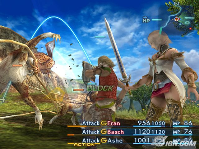 Final Fantasy XII (PS2)