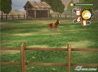 Horsez - PS2 (Ubisoft - Phoenix Studio, 2006)