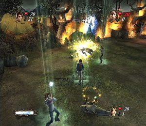 Harry Potter et la coupe de feu (PS2)