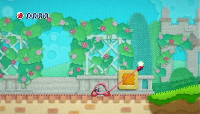 Kirby au fil de l'aventure - Wii (Nintendo, Good Feel, 2010)
