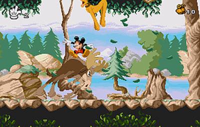 Mickey's Wild Adventure