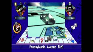 Monopoly - PS1 (Infogrames - Hasbro - Gremlin, 1997 - 2003)