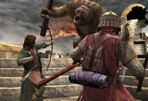 Le Seigneur des Anneaux : Le retour du roi (PS2)