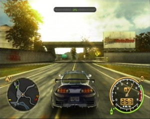 Need for Speed : Most Wanted (PS2)