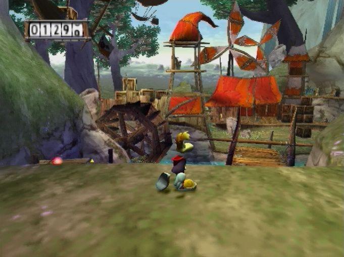 Rayman 3 : hoodlum havoc (PS2)