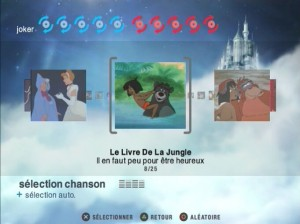 Singstar : chansons magiques de Disney - PS2 (Sony Computer - SCEE London, 2008)