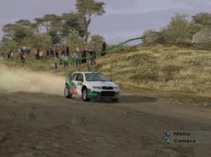 WRC 4 (PS2)