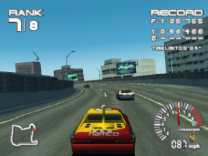 Ridge Racer Type 4 (PSX)