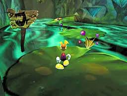 Rayman 2 : The great escape - PS1 (Ubisoft, 2000)