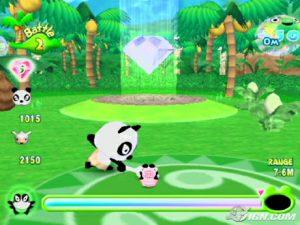 Ribbitking - PS2 (Bandaï - Jamsworks, 2004)