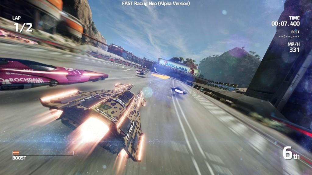 FAST Racing Neo - Shin'em Multimédia