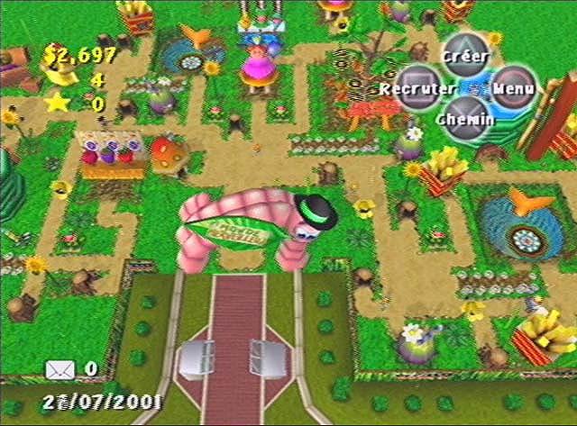 Theme Park World - PSX