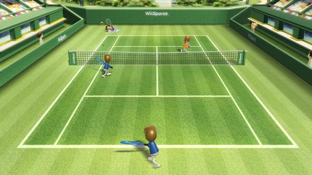 Wii Sport (Wii)